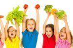 Η σημασία της διατροφής στην παιδική ηλικία