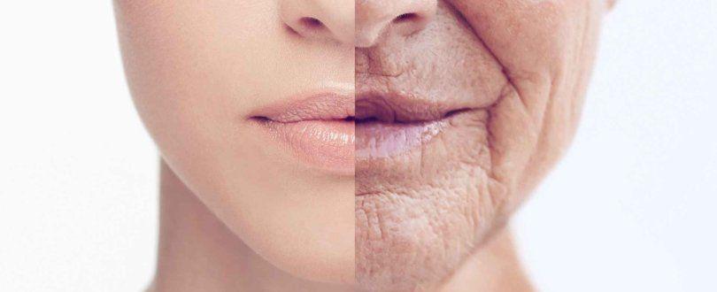 γήρανση