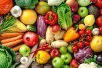 Ασπίδα προστασίας για το έμφραγμα τα φρούτα και λαχανικά