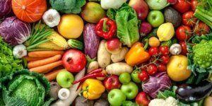 φρούτα λαχανικά