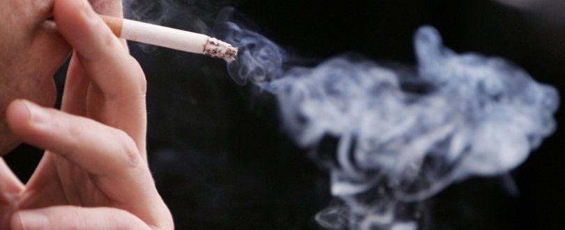 τσιγάρο, μάτια