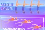 Συγχρονισμένη Κολύμβηση: Φαίνεται Εύκολη, Αλλά…