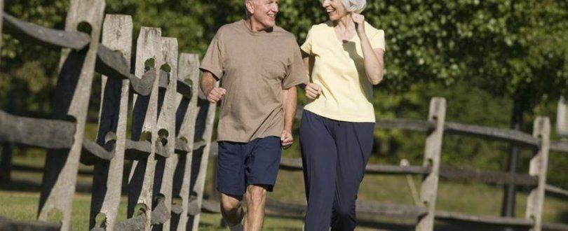 άσκηση, ηλικιωμένοι