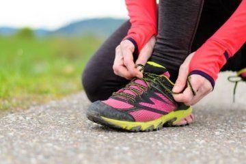 παπούτσια, τρέξιμο