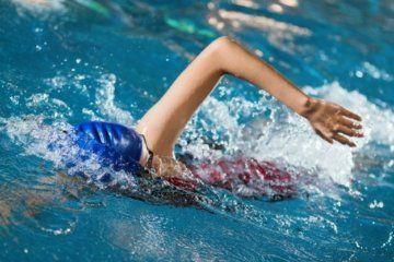 Νιώστε ασφαλής μέσα στο νερό