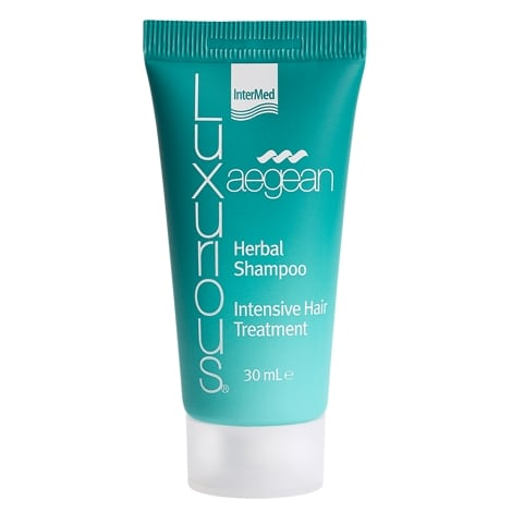 Luxurious Aegean Herbal Shampoo