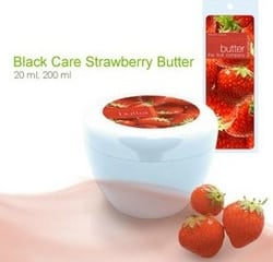 Black Care Strawberry Butter